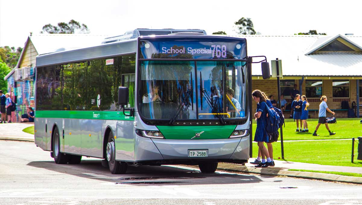 Image for Kalamunda Bus Service