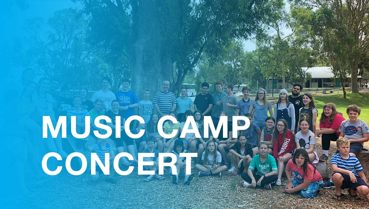 Image for Music Camp Concert