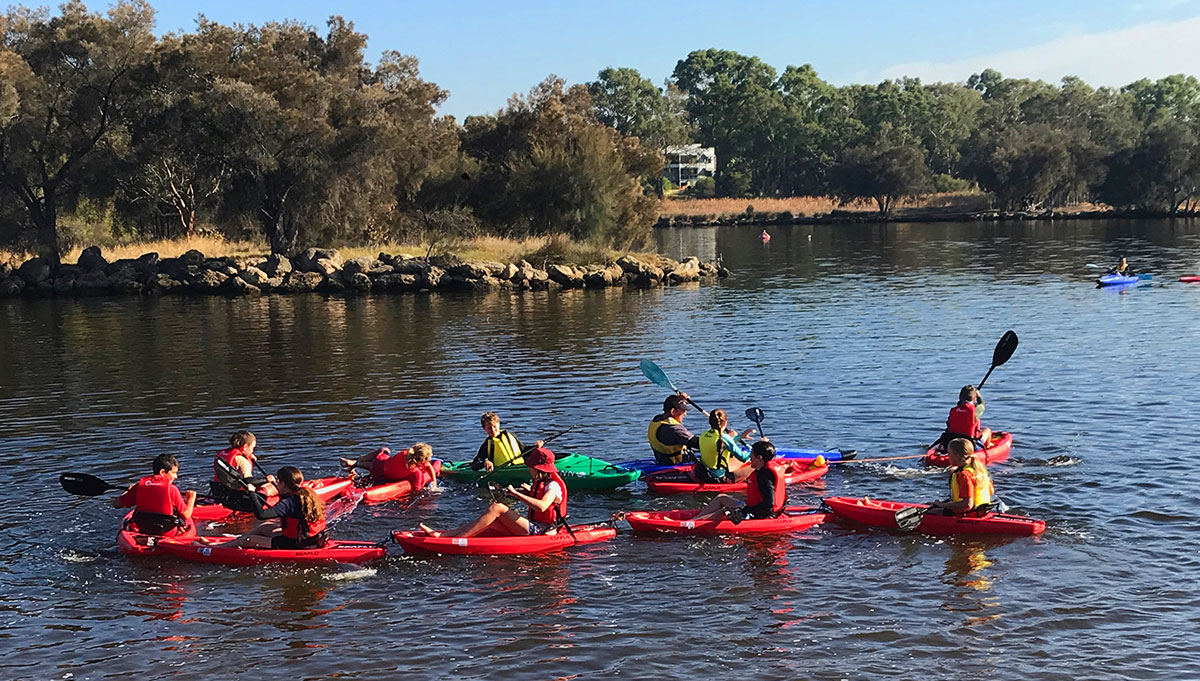 Image for Kayak Course Proves Popular