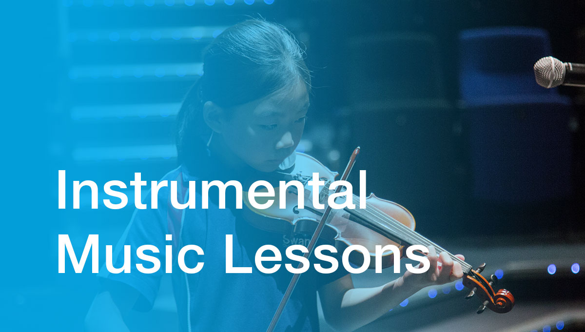 Image for Instrumental Music Lessons
