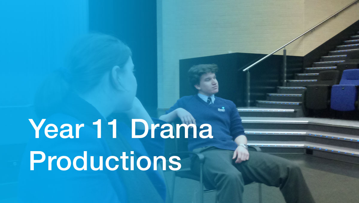 Image for Upcoming Year 11 Drama Productions