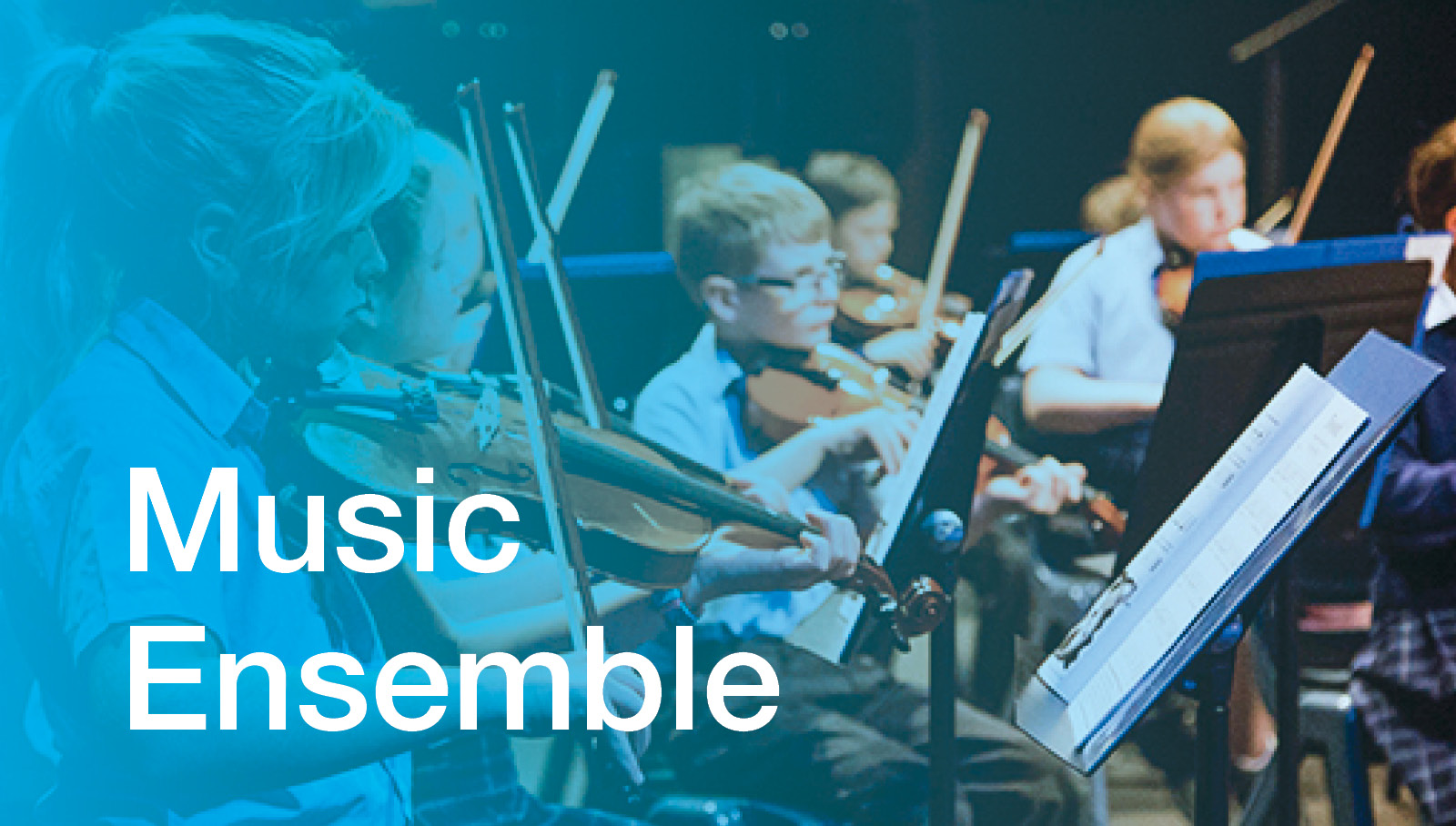 Image for Music Ensemble Schedule for Term 1