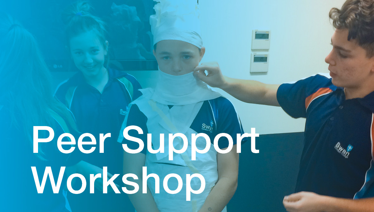 Image for Peer Support Workshop Fun
