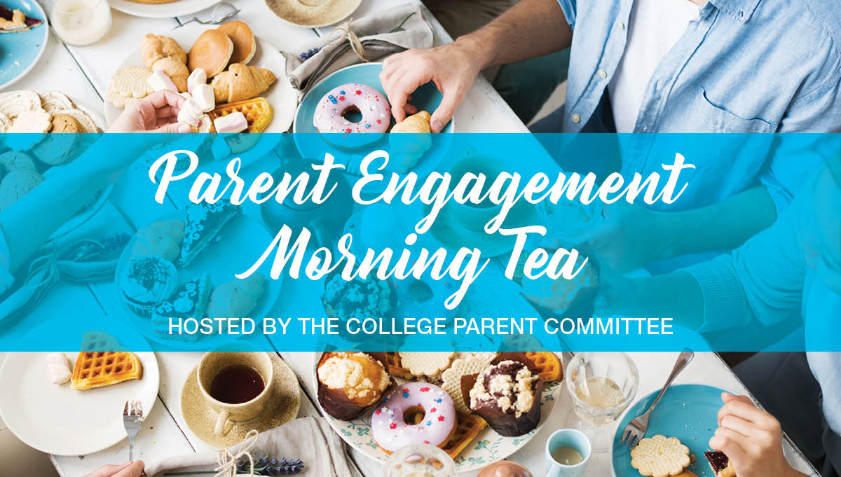 Image for Parent Engagement Morning Tea