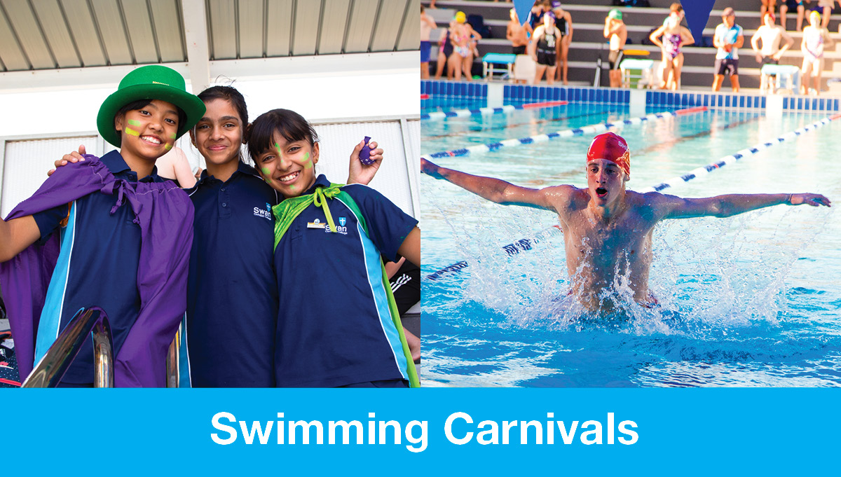 Image for Swimming Carnival Results